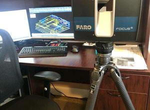 Faro Scanner 3d Faro S70 Измерительное устройство