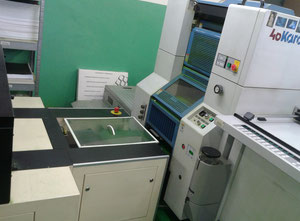 KBA Karat 46 DI Offset four colours
