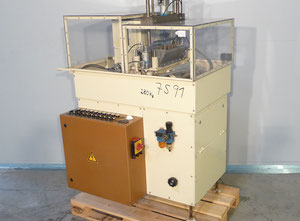 Machine de production de chocolat Wolf Type NTA 5/320