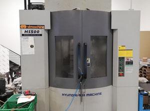 Centro di lavoro orizzontale usato Hyundai HS 500