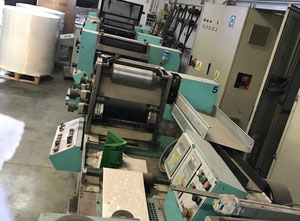 Used Omet LT 270 Label printing machine