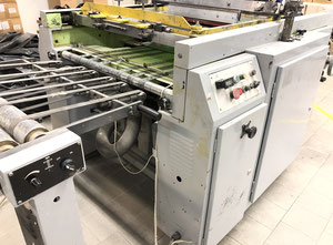 Sias cilinder  printing machine with Mirrus feeder