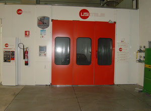 USI CHRONOTEC Spray booth