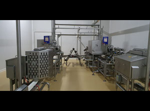 Townsend  QX  Twin-Nozzle Cooked-Smoked Co-extrusion System