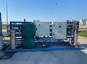 Osmosis 8000L/H Производственная линия