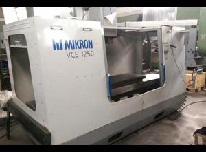 Dikey işleme merkezi MIKRON HAAS VCE 1250