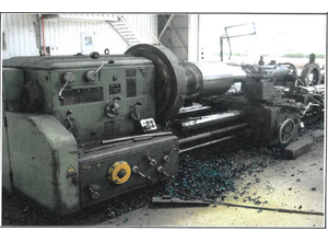 I-WON AUTO 1M658 lathe - others