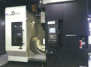 Makino D500 Bearbeitungszentrum 5-Achsen