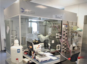 TAP SelecT uHTS incubator Laboratory equipment