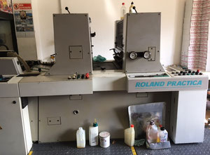 Used Man Roland PRZ00 2/0 Offset two colours