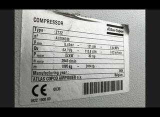 Atlas Copco CT22FF P00303145