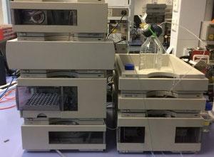 Laboratorní vybavení Agilent 1100 Series