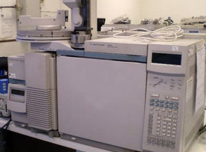 AGILENT 5973 N NETWORK GC/MSD- SYSTEM Analysegerät