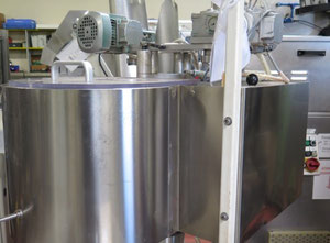Weckerle DSK25L Liquid mixer