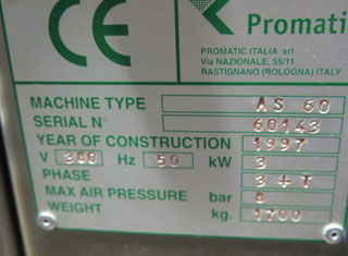 Promatic AS 60 P00304071