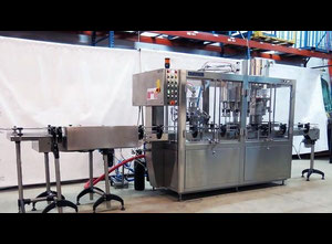 Borelli Group Euro System XP Bottling unit