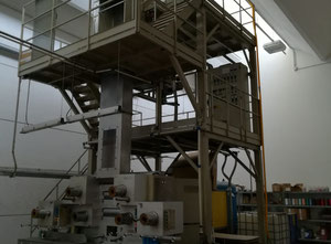 Toniolo Snc MPD.EFS/8-E-50/30-1R-10-PP-PA Complete plant