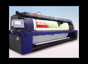 Presse numérique Scitex XLJet 5 metros