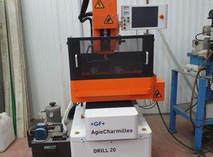 Elettroerosione a tuffo Agie Charmilles DRILL20 CNC
