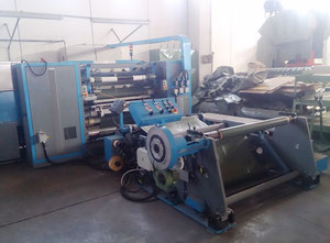 Mandotti Machinery M2500 Klebstreifenmaschine