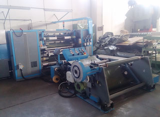 Mandotti Machinery M2500 P00305049