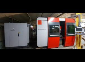 Bystronic Bysprint Fiber 3015 6KW laser cutting machine