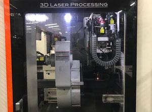 Mazak 3D Fabri Gear 220 II tube laser cutting machine