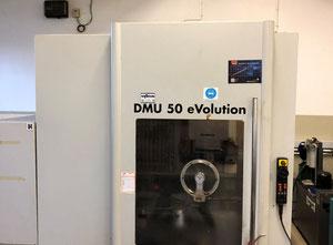 Centro di lavoro 5 assi Maho DMU 50 evolution
