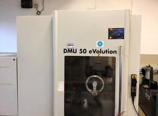 Maho DMU 50 evolution P00306011