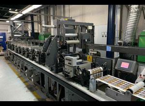Gallus EM340 Label printing machine