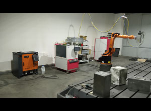 Robot industriel Or Laser Technologie Gmbh ORRX160L