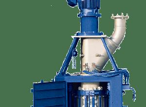 Hosokawa Flexomix 335 Liquid mixer