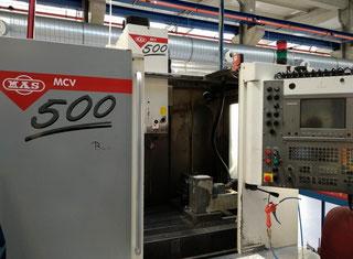 MAS MCV 500 P00306134