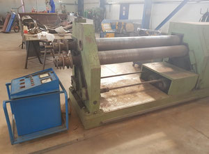 MH - Plate rolling machine