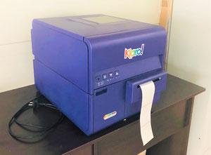 Etiket baskı makinesi Kiaro KIARO!