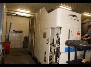 OKUMA MX 50HB Bearbeitungszentrum Horizontal