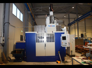 Toshulin SKIQ-8 vertical turret lathe with cnc