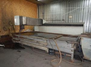 Maquina de corte con agua alta presion FLOW IFB 4020
