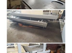 Machine de production de chocolat SOLLICH MK 280