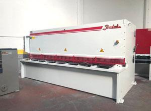Baykal 4 m 13 mm CNC Schere