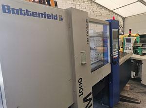 Battenfeld BA 1000 - 525 Spritzgießmaschine