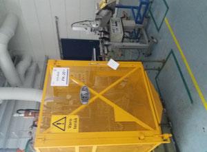 Bekum BAE 1 Blowmoulding machine