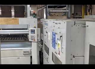 Bobst SPO 160 APR MATIC P00309032