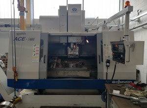 Used DAEWOO ACE V-600 Machining center - vertical