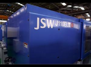 JSW J110 ELIII Eine elektrische Spritzgießmaschine