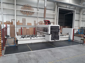 Bima GX30/R 5 axis Wood CNC machining centre