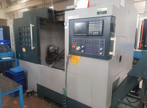 Alex-Tech VT-2300YM cnc lathe with C and Y axis