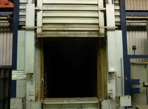 Schmitz Und Apelt EKCH 165/225/300 Industrial oven