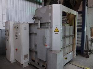Průmyslova pec Nolzen LWSW 100/100/200