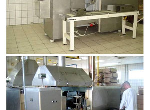 Haas EWB1/2 Bakery machine